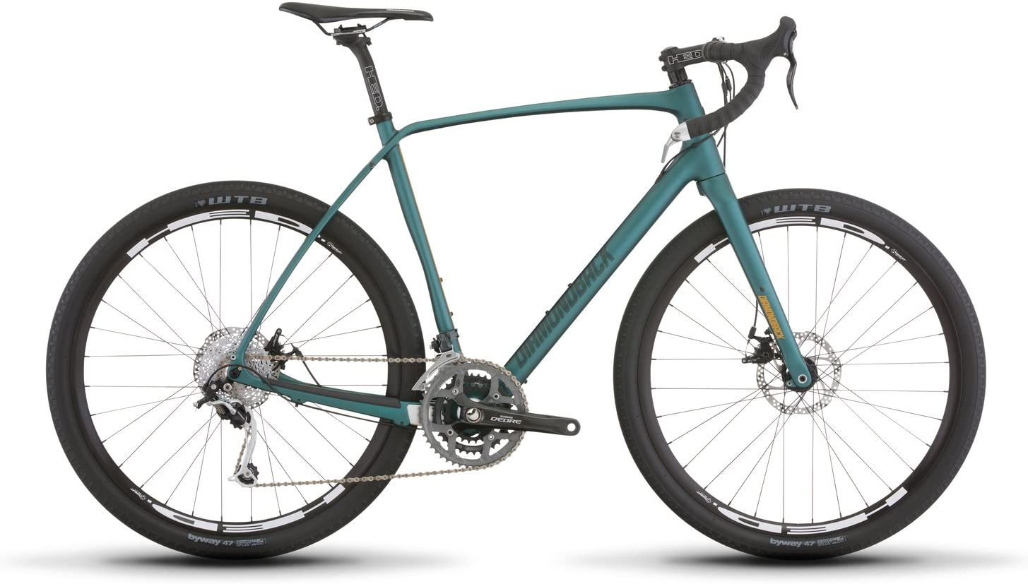 Diamondback Bicycles Haanjo 5C Carbon Gravel Adventure Road Bike