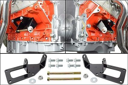 Amazon com: SBC to LS Swap Engine Mount Steel Clamshell