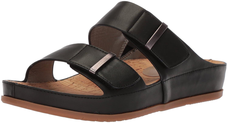 BareTraps Women's Cherilyn Slide Sandal B075X86BH7 11 B(M) US|Black