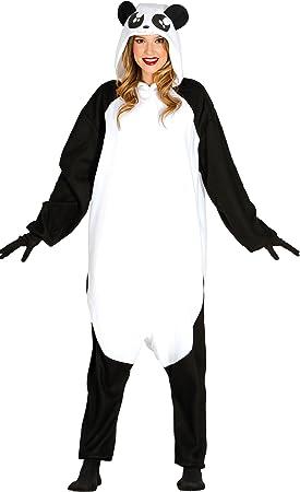 Guirca- Disfraz adulta pijama oso panda, Talla 42-44 (84612.0 ...