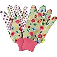 moses. Tuinhandschoenen in blad & bloemenprint voor volwassenen, vloer- en plantenhandschoenen voor werken in de tuin…