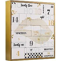 Calendario de Adviento erótico Amorelie 2018 para parejas adultas ...