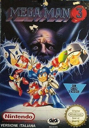 Megaman 3: Amazon.es: Videojuegos