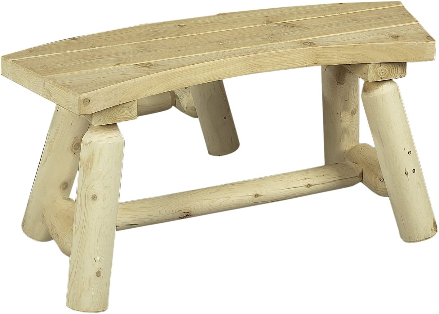 Cedarlooks 030020 Log Round Bench