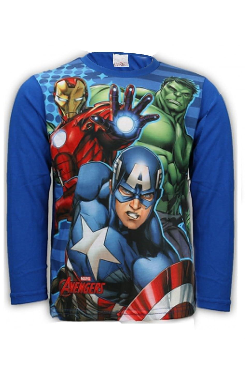 Ragazzo Maglia a Manica Lunga The Avengers