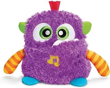 Oferta amazon: Fisher-Price Peluche Monstruito risitas, juguete bebé +6 meses (Mattel DYM88)