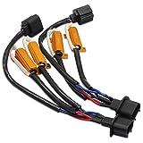 SEALIGHT 9008/H13 LED Resistor Kit Relay Harness