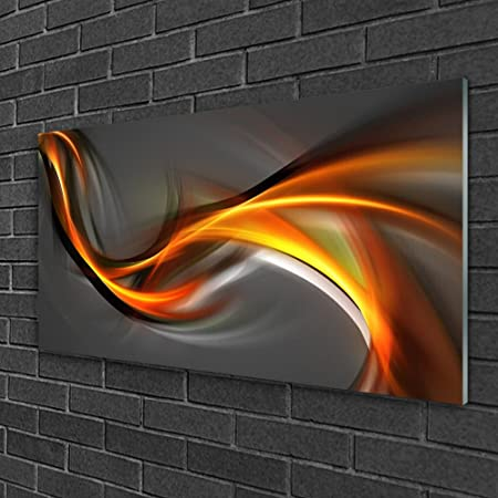 Glass Print Wall Art By Tulup 100x50cm Image Printed On Decorative Picture Behind Toughened