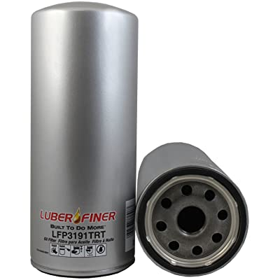 Luber-finer LFP3191TRT-6PK Heavy Duty Oil Filter, 6 Pack: Automotive