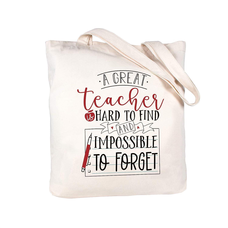 Teacher tote bag teachers gift idea funny teachers present gift for teacher teachers appreciation gift best teacher ever