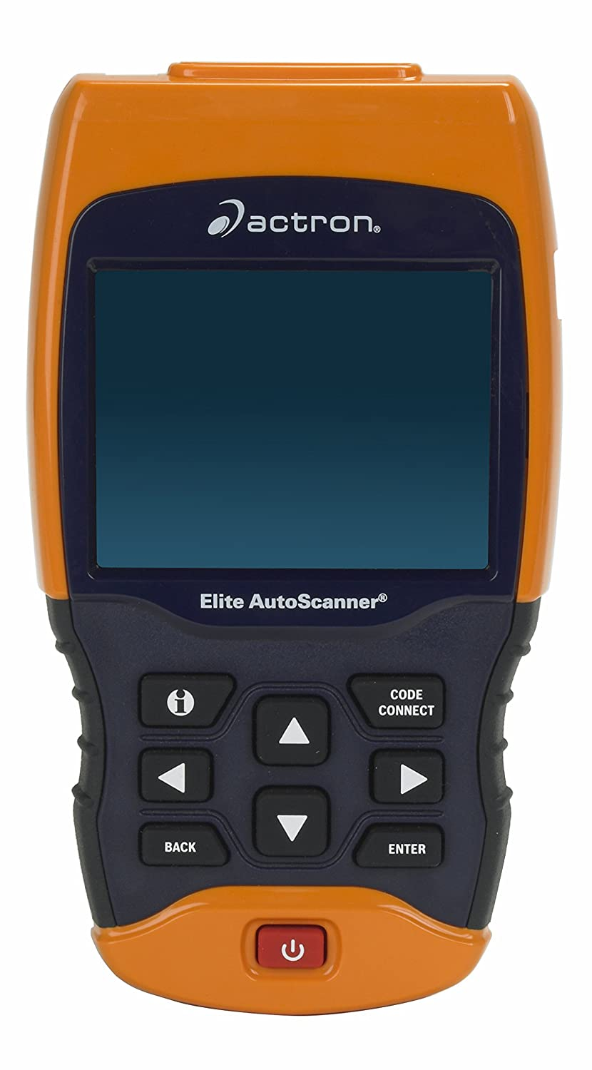 Actron CP9690 Trilingual OBD I/OBD II Elite AUTOSCANNER Pro Kit with Color Screen