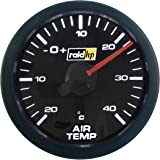 Raid HP 660169 Thermometer, Zusatzinstrument Serie Sport