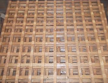 1830 mm x 1220 mm Jardin Treillis Heavy Duty traité écran carré ...