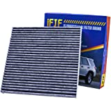 iFJF Cabin Air Filter CP134 (CF10134) includes Activated Carbon 80292-SDA-A01 Replacement for Honda Acura Premium Civic CR-V Odyssey CSX ILX MDX RDX Replacement Filter Cabin Air Filter (Set of 1)