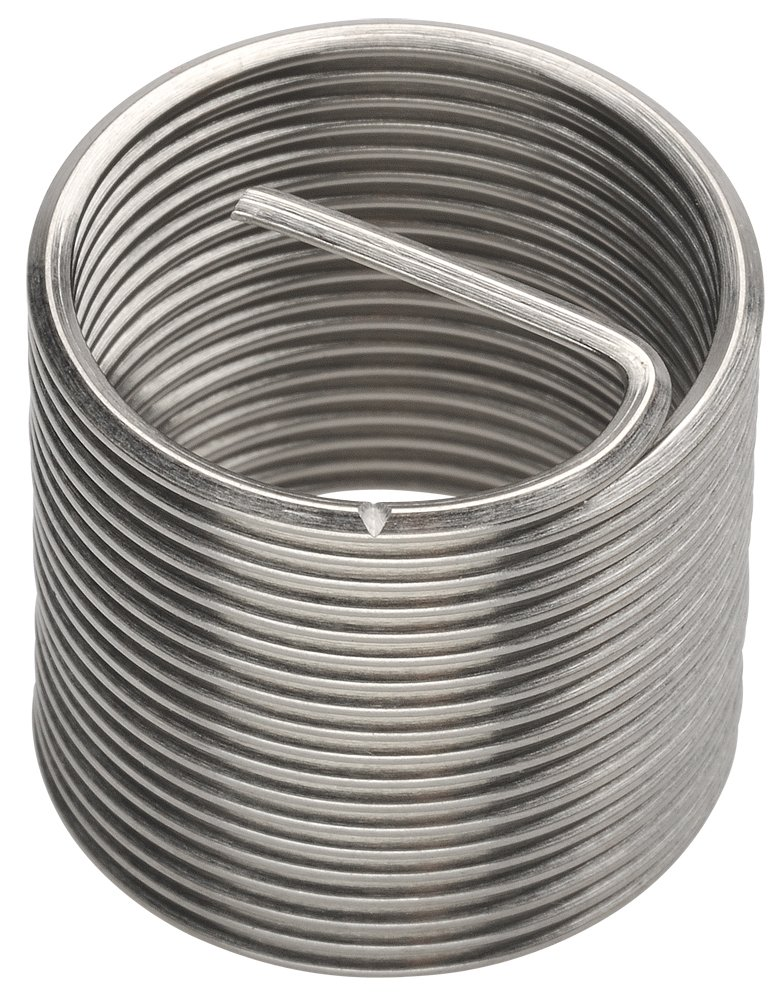 PowerCoil 3522-12.00X3//4P M12 x 1.25 x 3//4 S//P Wire Thread Inserts 10 Pack