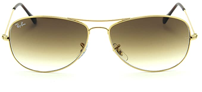3feadd562d Image Unavailable. Image not available for. Color  Ray-Ban RB3362 Cockpit  Aviator Unisex Gradient ...