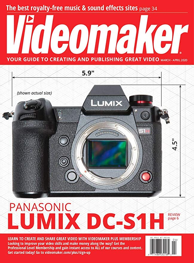 Videomaker Magazine Amazon Magazines