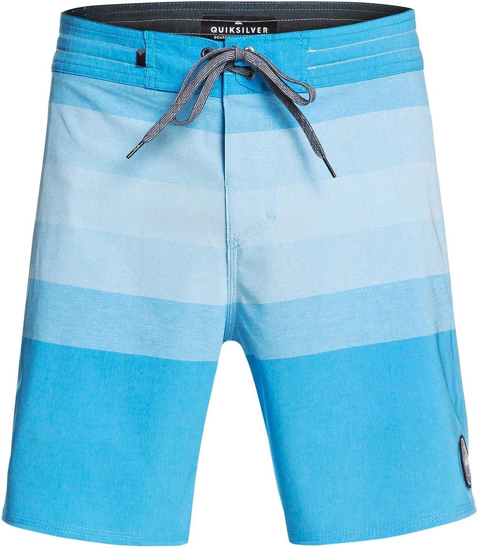 QUIKSILVER Mens Vista Beachshort 19 Boardshort Swim Trunk