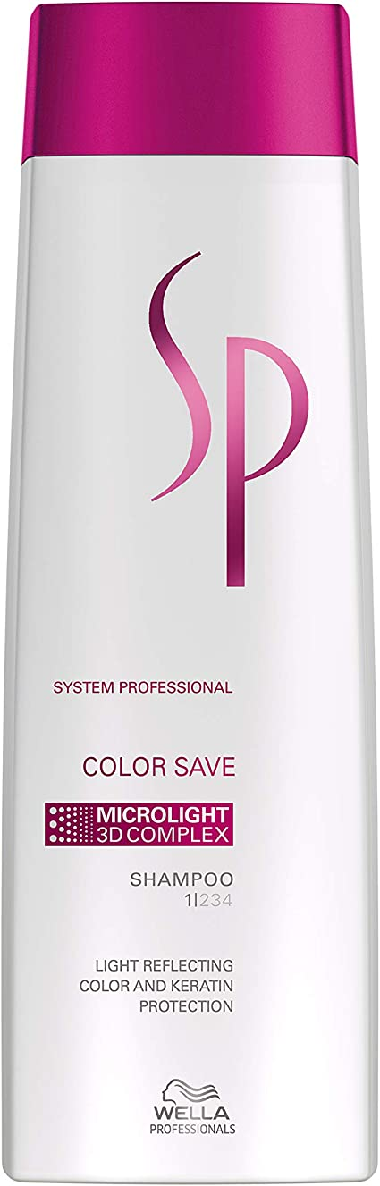 Oferta amazon: Wella Sp Color Save Shampoo Champú - 250 ml