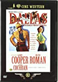 Dallas (1950) - WB Region 2 PAL Import, plays in English without subtitles