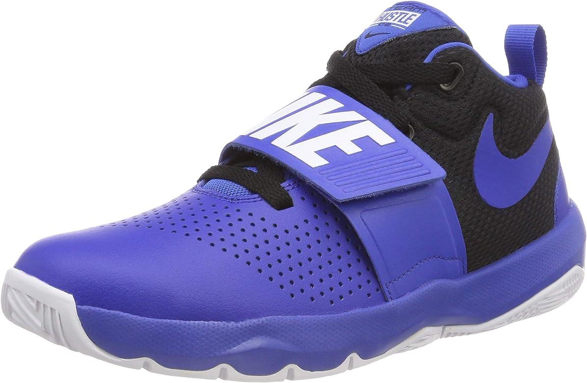 Nike Team Hustle D 8 (GS), Zapatos de Baloncesto para Niños ...