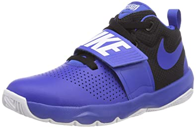 huge selection of 6cafd 02b4e Nike Boy's Team Hustle D 8 (GS) Basketball Shoes: Buy Online at Low ...
