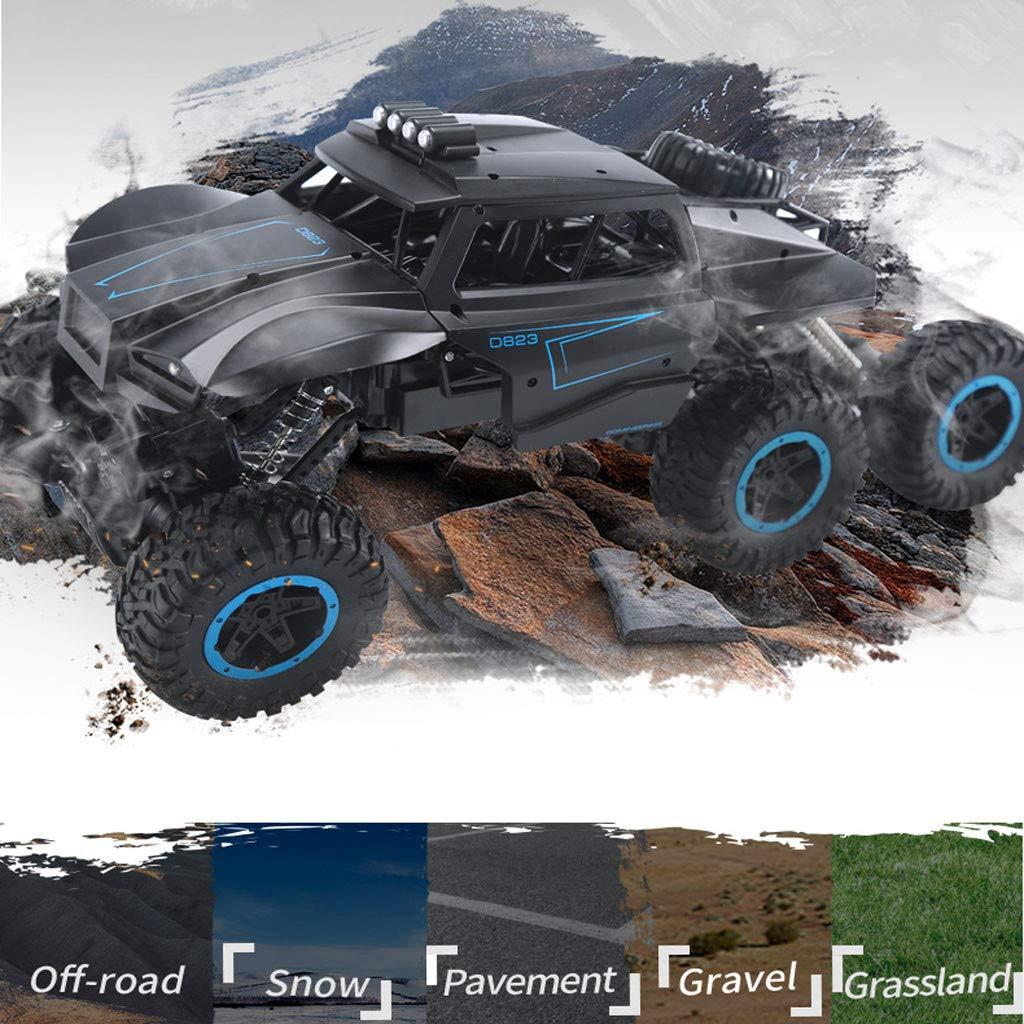 A 1:12 2.4 Ghz 6 Roue Puissante T/él/écommande Contr/ôle Camion Hors Route Escalade Camion Grands Cadeaux pour Enfants Gar/çons AmaMary rc Camion 6x6