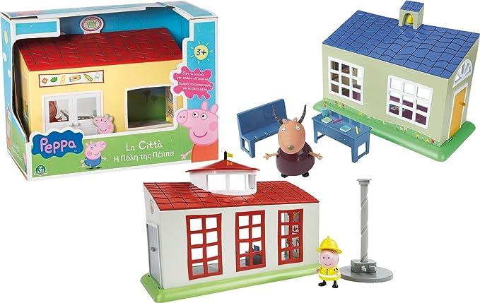 Giochi Preziosi - Casa de Juguete, Diseño de Peppa Pig: Amazon.es: Juguetes y juegos