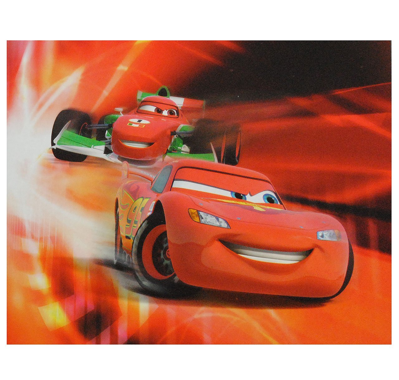 XL Sticker 27,5 cm * 36,5 cm kürzbar - Disney Cars Auto Lightning ...