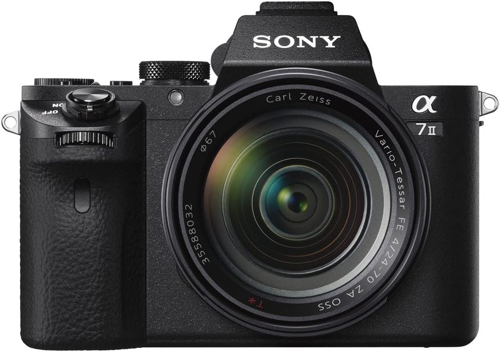 Sony Alpha 7 Ii Spiegellose Vollformat Kamera Mit Kamera