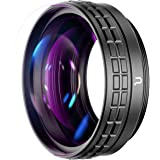 Wide Angle Lens for Sony ZV1 ULANZI WL-1 ZV1 18mm Wide Angle/ 10X Macro 2-in-1 Additional Lens for Sony ZV1 Camera