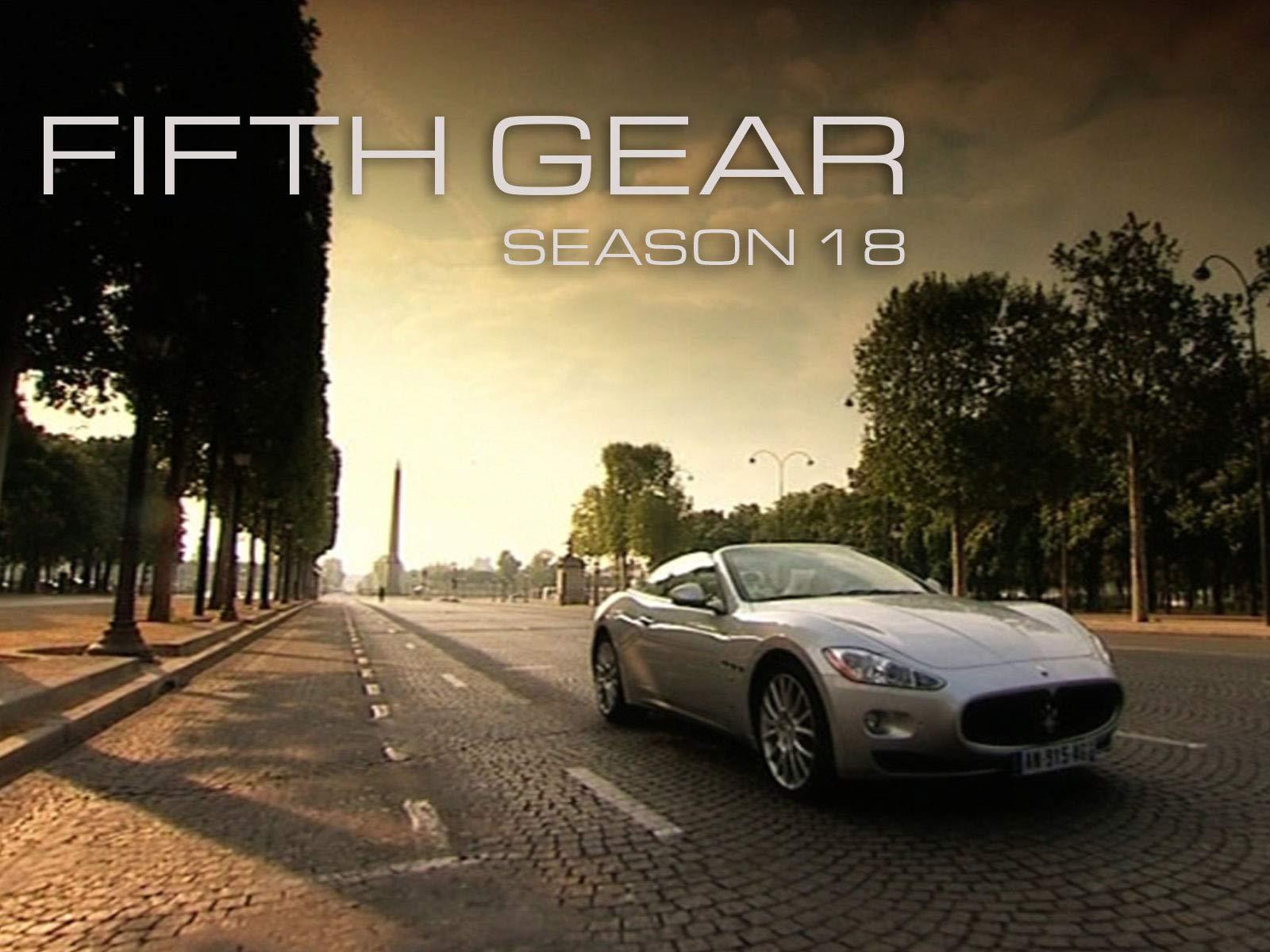 Fifth Gear - Season 18