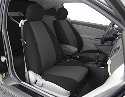 Amazoncom Caltrend Front Buckets Custom Fit Seat Cover For Select