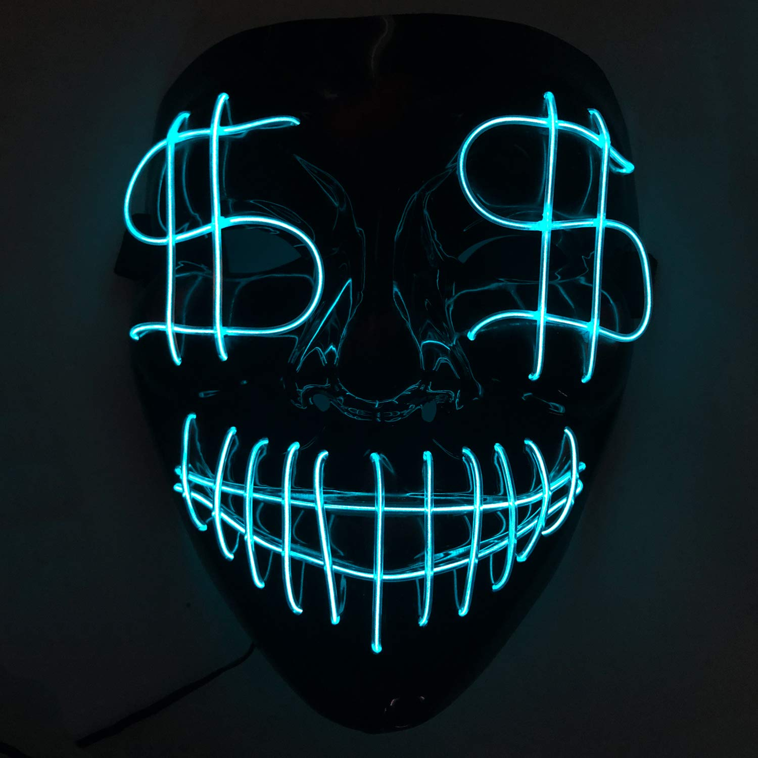 Great LED Halloween Mask