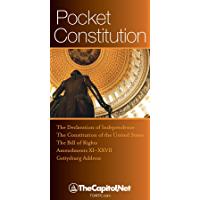 Pocket Constitution: The Declaration of Independence, Constitution and Amendments: The Constitution at your fingertips, V3 (English Edition)