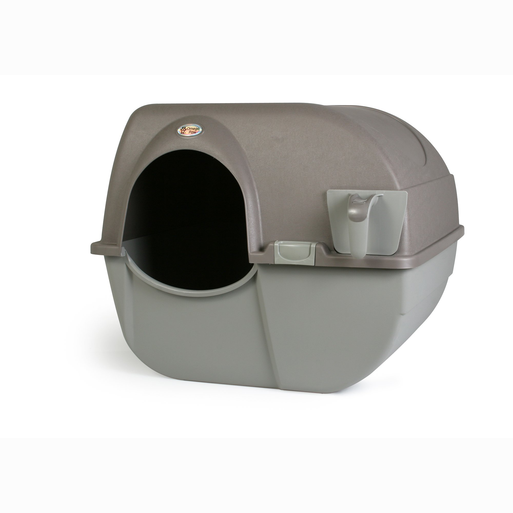 Self Cleaning Cat Hooded Litter Box Extra Large Pan
