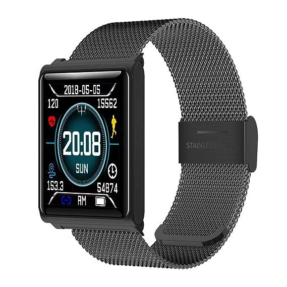 zeerkeer Smartwatch Impermeable Reloj Inteligente Reloj ...