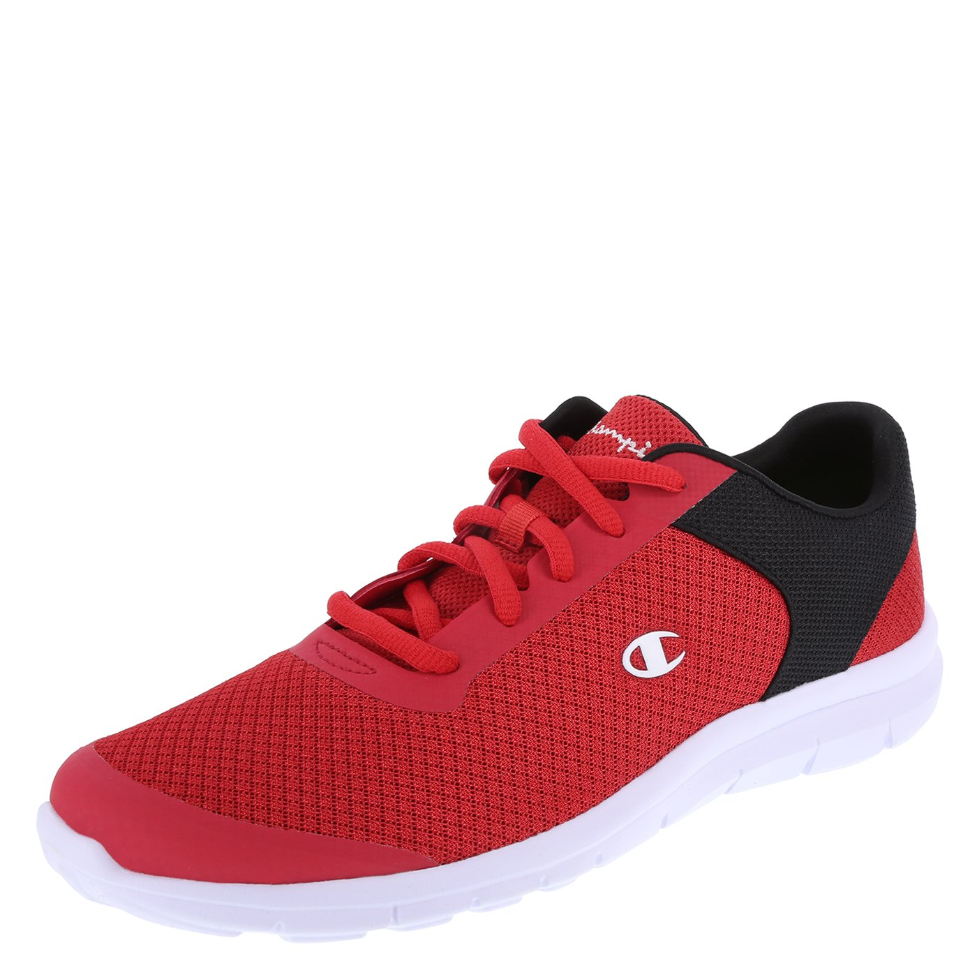 Champion Men's Gusto Cross Trainer B078YW73DV 14 D(M) US|Black Red