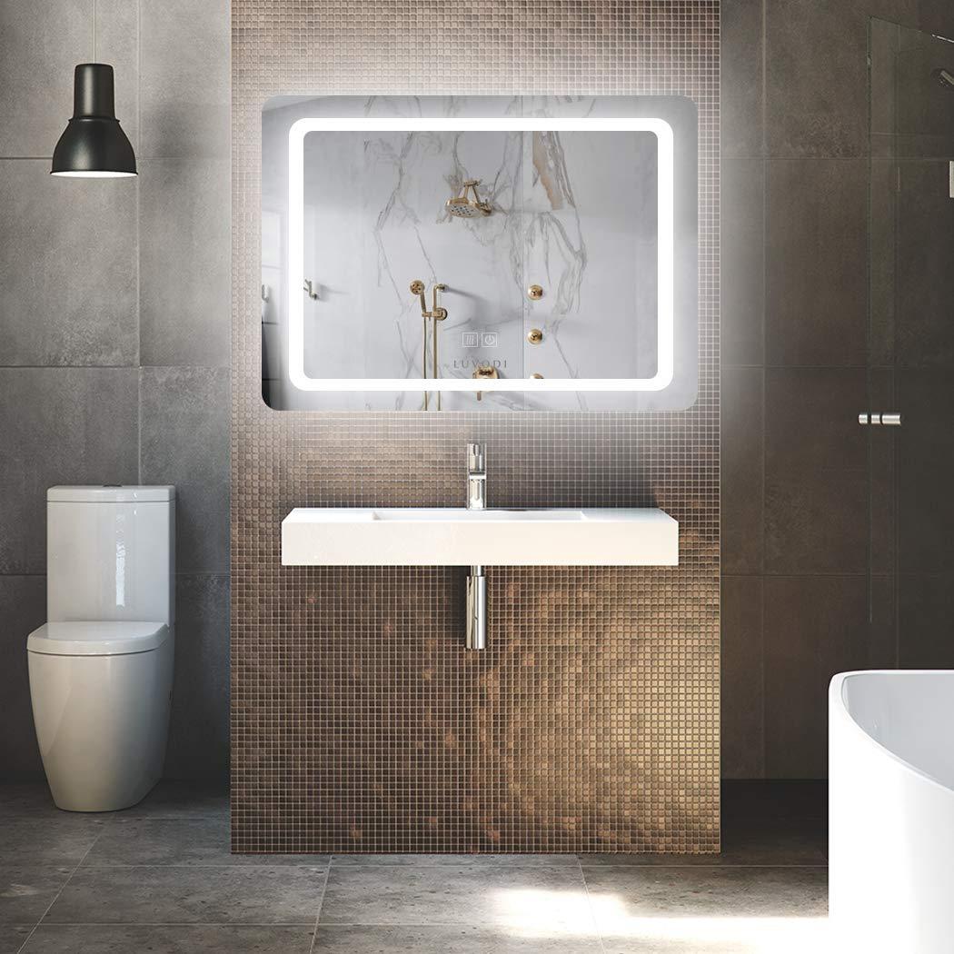 Miroirs Fonction Anti Buée SOGOO® Nouvelle Génération L80 x ...