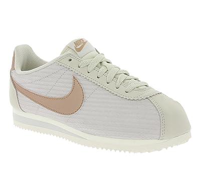 Nike 861660-001, Zapatillas de Deporte para Mujer, Blanco (Light Bone/Mtlc Red Bronze/Sail), 42.5 EU