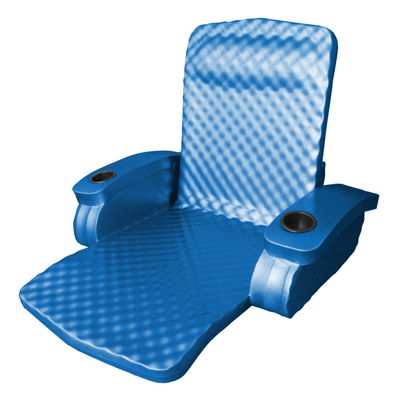 Amazon Texas Recreation Unsinkable Ensolite Chair Blue