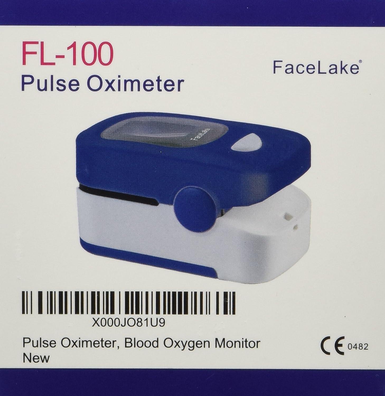 Pulse Oximeter Blood Oxygen Monitor Industrial Fast Detector Scientific