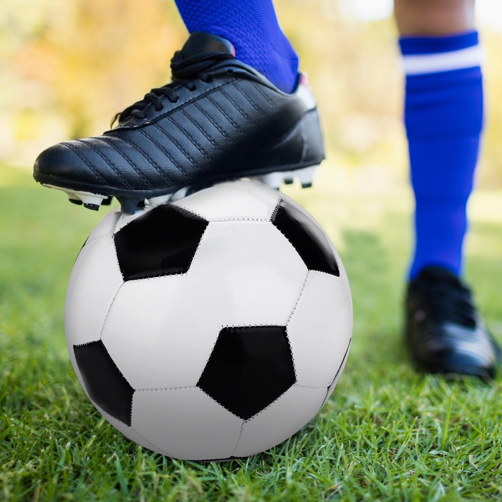 VGBEY Pelota de Futbol Clases de Entrenamiento Cl/ásico Entrenamiento de F/útbol