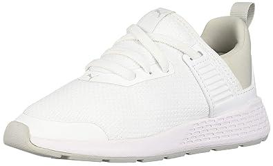64d04eeb95b1 PUMA Insurge Mesh Sneaker White-Gray Violet