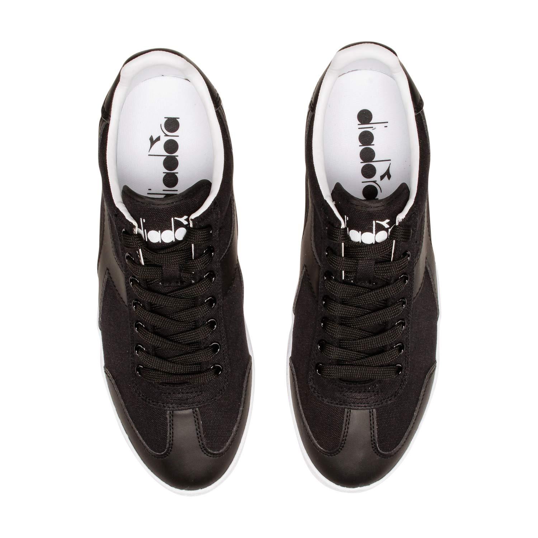 Diadora scarpe sportive pitch per uomo e donna it 39 amazon shoes neri sportivo