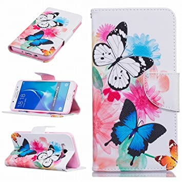LEMORRY para Samsung Galaxy J7 (2016) J710 Funda Estuches ...