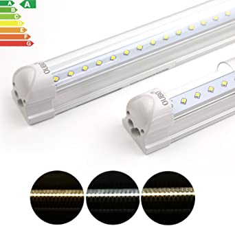 Unterschiedlich OUBO 150CM LED Tube T8 Tube LED Röhre Leuchtstoffröhre  FO78