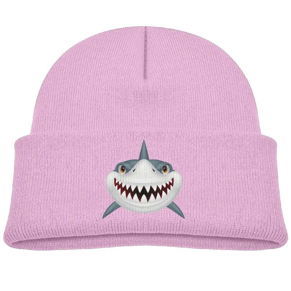 Runningway Kids Claws Shark Knit Warm Beanie Hat Skull Cap