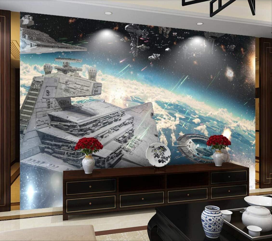 Amazon Co Jp カスタム壁紙スターウォーズ宇宙船の背景の壁 Diy Tools Garden