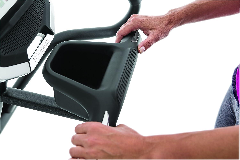Horizon Fitness Andes 7i Viewfit Elliptical Ergometer schwarz One Size